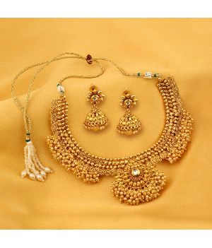 Gold Necklace Set 15