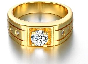 Gold Ring 04