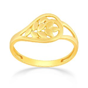 Gold Ring 10