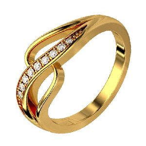 Gold Ring 11