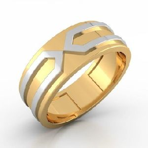 Gold Ring 13