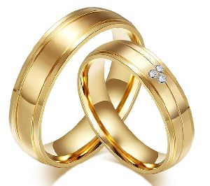 Gold Ring 28