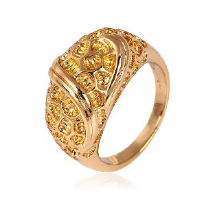 Gold Ring 34