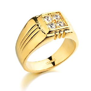Gold Ring 48
