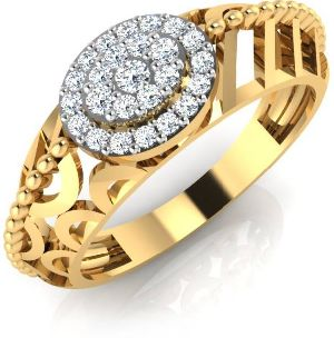 Gold Ring 50