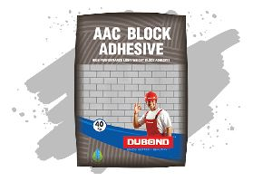 Cement Based Adhesive for AAC Light Weight Blocks