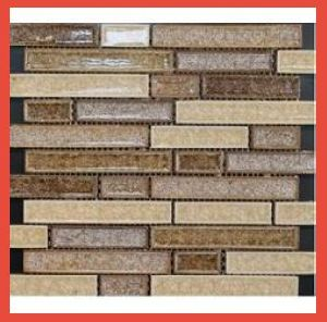 Exterior Glass Mosaic Tile