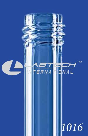 Screw-thread Tubes For Glassblowers
