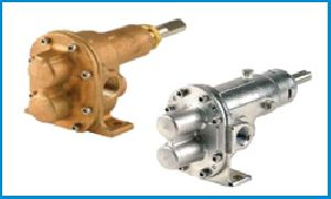 Pedestal Gear Pump