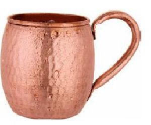 Hammered Mug (C Handle)