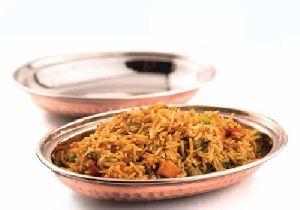 Oval Entree Dish