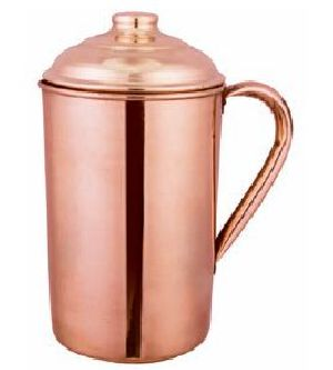 Plain Jug (Copper Knob)