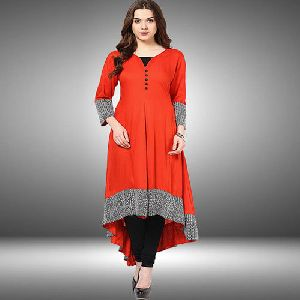 High Low Kurtis