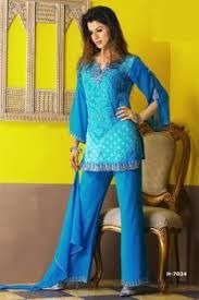 Parallel Salwar Suits