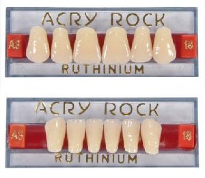 Acry Rock Full Set Teeth