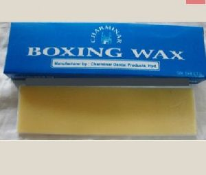 Dental Boxing Wax