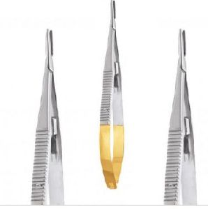 Dental Castroviejo Needle Holder