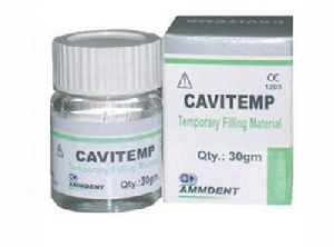 Dental Cavitemp Temporary Filling Material