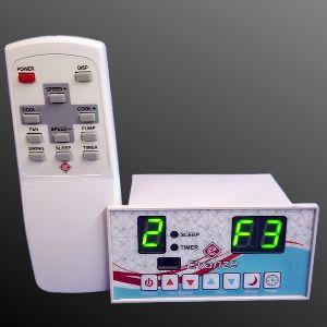 3 Speed Air Cooler Remote