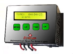 Weatherproof Street Light Controller
