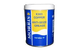 Copper Hi-Temp Grease