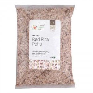 Poha Red Rice