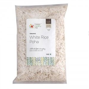 Poha White Rice