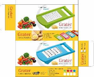 AI-017 Vegetable & Cheese Grater