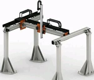 Gantry axis machines