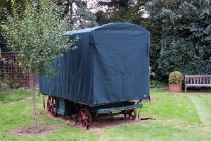 Tarpaulin Truck Covers