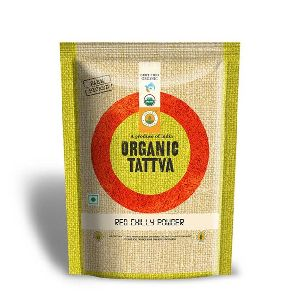 Organic Red Chilly Powder