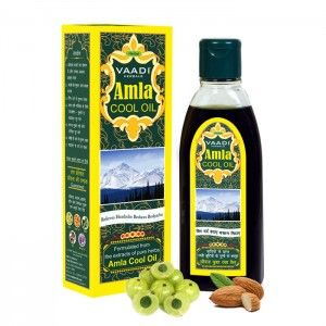 Amla Cool Oil With Brahmi