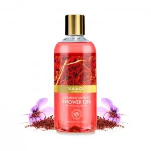 Luxurious Saffron Shower Gel
