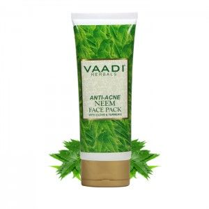 Neem Face Pack With Clove