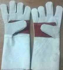 Chrome Leather Gloves