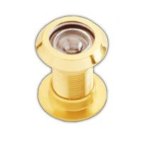 Brass Round Door Eye