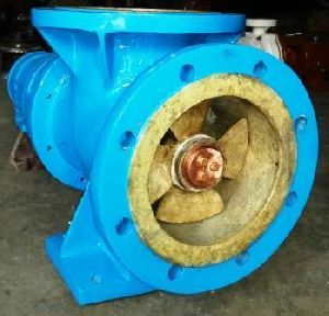 Non Metallic Axial Flow Pump