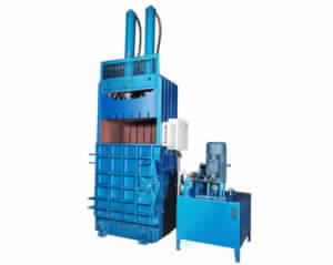 Double Cylinder Vertical Cotton Waste Machine