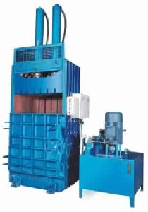 Vertical Baling Machine