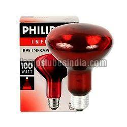 100W Philips Infrared Lamp