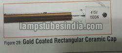 Gold Coated Infrared Heater