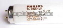 PHILIPS TL 60W/10R Tube