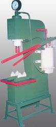 C FRAME HAND OPERATED HYDRAULIC PRESS