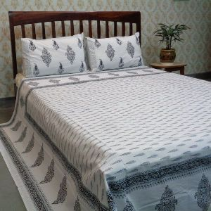 Bedspread in Percale Queen Size