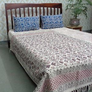Hand Block Printed COTTON RUGS
