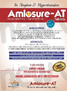 Amlosure-AT Tablets