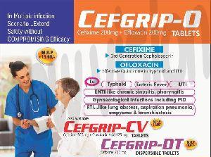 Cefgrip-O Tablets