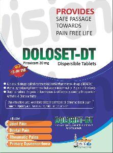 Doloset-DT Tablets