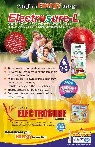 ElectroSure-L Energy Drinks