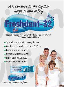 FreshDent-32 Toothpaste